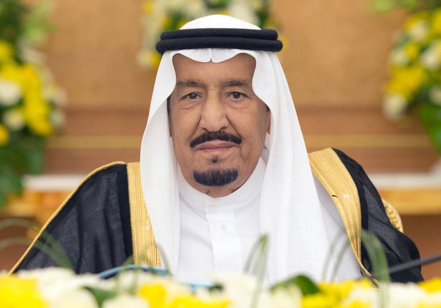 Saudi King Salman bin Abdulaziz (AFP PHOTO/SAUDI ROYAL PALACE/BANDAR AL-JALOUD)