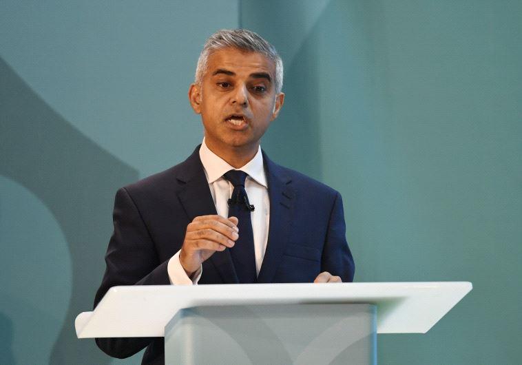 London Mayor Sadiq Khan (Reuters)
