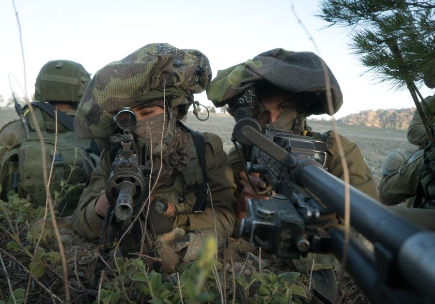 Israeli commandos during a large scale drill in Cyprus, June 2017 (IDF Spokesperson's Unit)