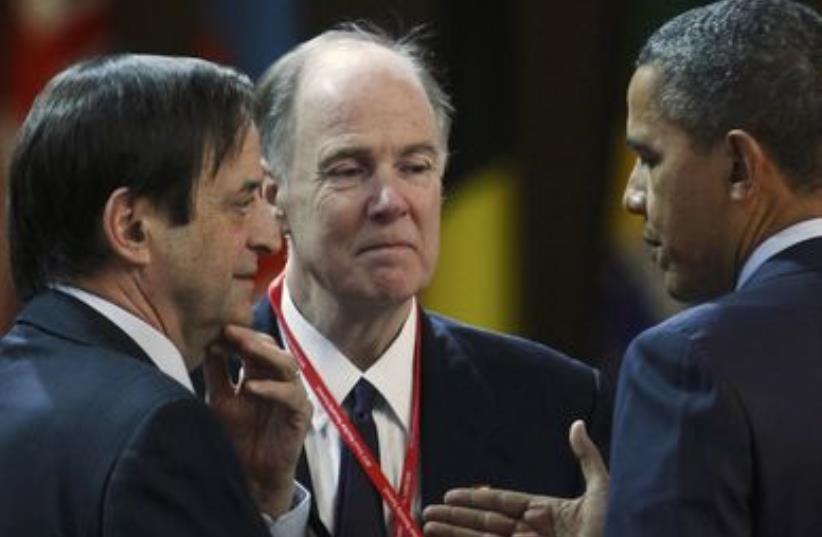 Obama speaks to Israel's Deputy Prime Minister