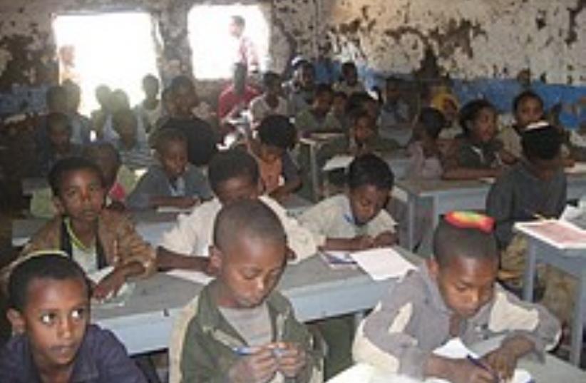ethiopian children 224.8 (photo credit: Courtesy )