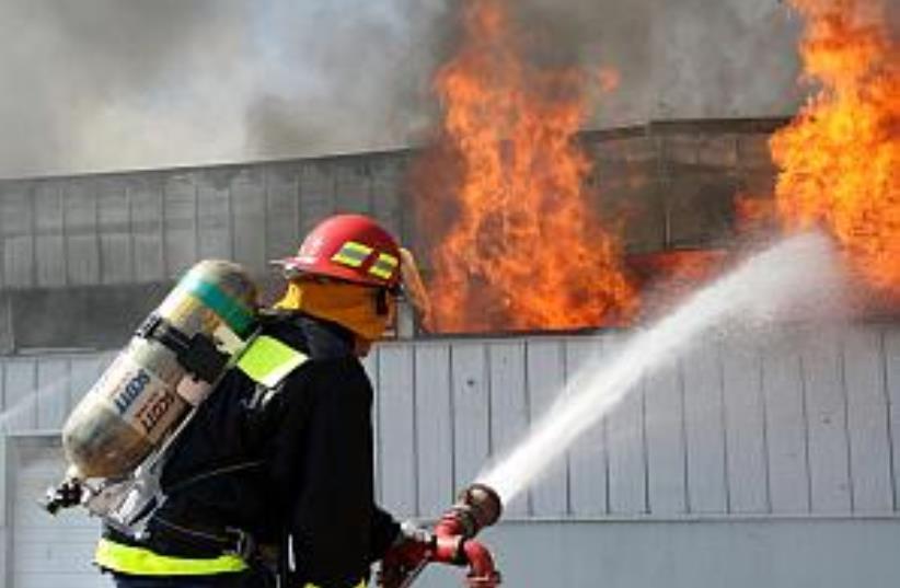 general fire 224.88 (photo credit: Ariel Jerozolimski  [file])