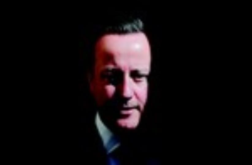 Le Premier ministre britannique David Cameron (photo credit: REUTERS)