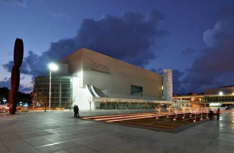 The Habima Theater in Tel Aviv (photo credit: WWW.HABIMA.CO.IL)