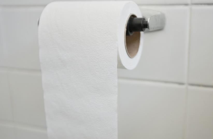 Toilet paper  (photo credit: INGIMAGE)