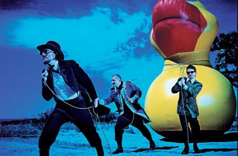 American rock band Primus (photo credit: Courtesy)
