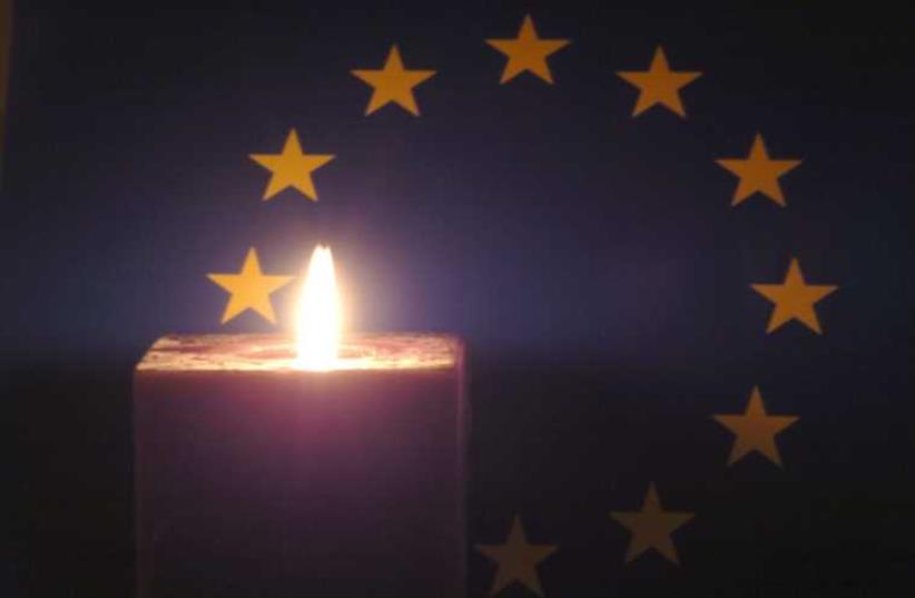EU remembers holocaust victims (photo credit: EUROPEAN UNION)