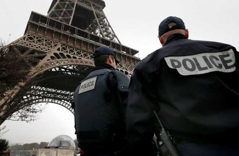 French police officers [Illustrative] (photo credit: REUTERS)