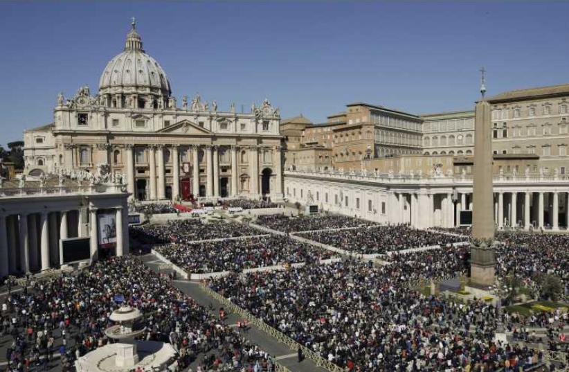 The Vatican  (photo credit: REUTERS)