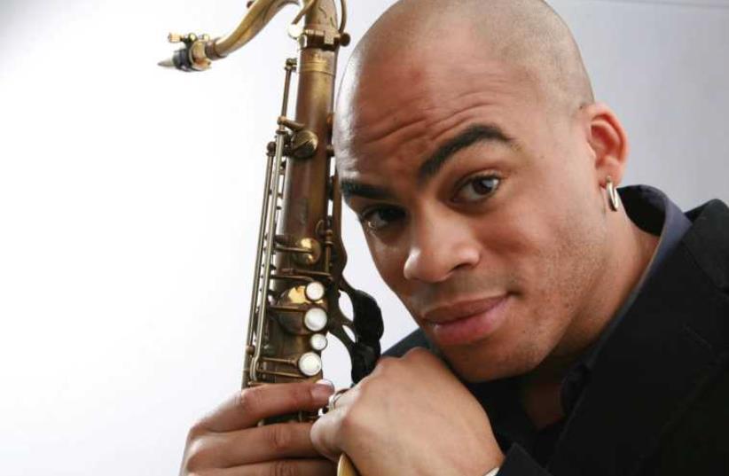 Saxophonist Wayne Escoffery. (photo credit: PR)