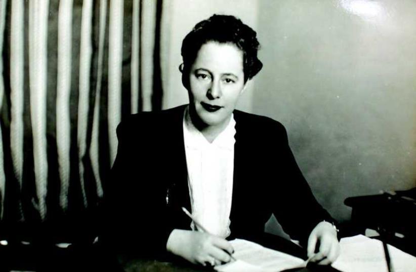 Esther Herlitz, femme ambassadeur (photo credit: DR)