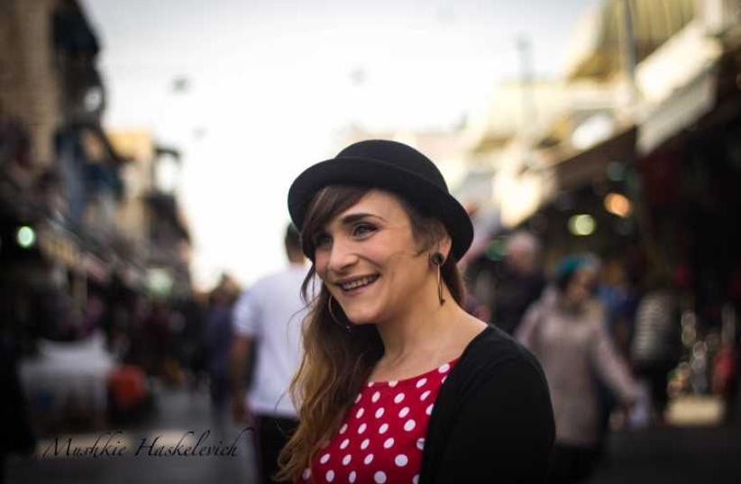 Ateret Violet Shmuel (photo credit: MUSHKIE HASKELEVICH)