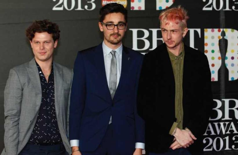 ALT-J will bring its special brand of folktronic alternative rock to Ra'anana's Amphitheater in August (photo credit: REUTERS)