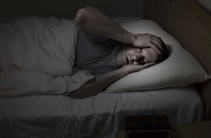 Sleep disorder (photo credit: INGIMAGE)