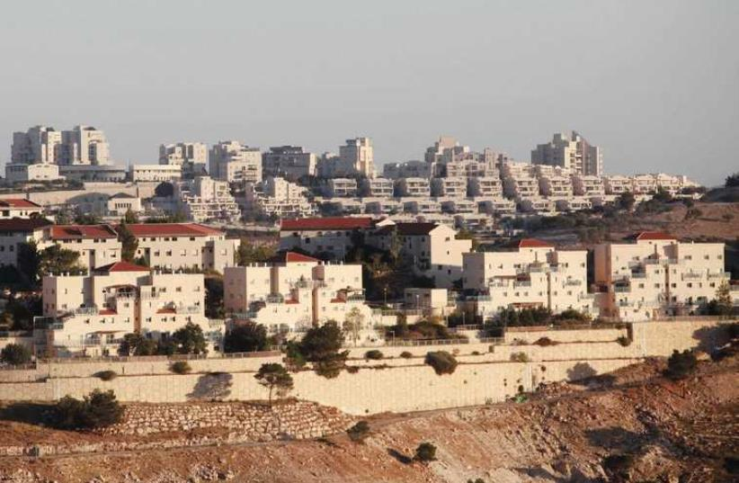 Ma'aleh Adumim. (photo credit: MARC ISRAEL SELLEM)