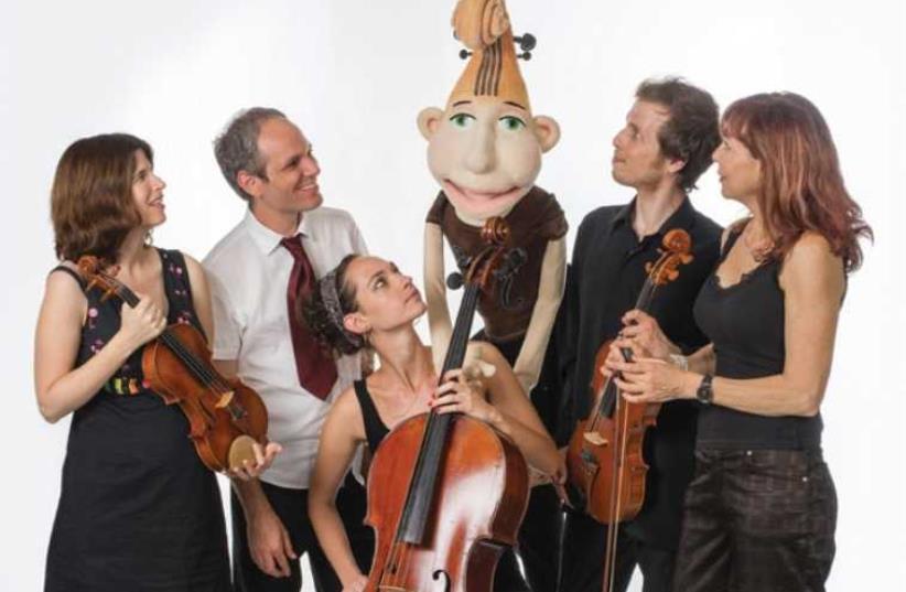 The Tel Aviv Soloists Ensemble. (photo credit: PR)