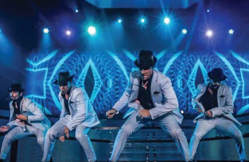 The Backstreet Boys (photo credit: PR)