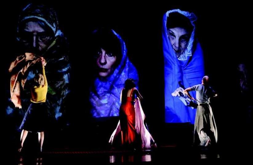 La compagnie Trisha Brown sur scène (photo credit: DR)