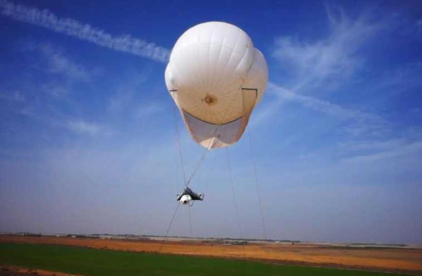 RT's Skystar 300 balloon. (photo credit: RT LTA SYSTEMS LTD.)