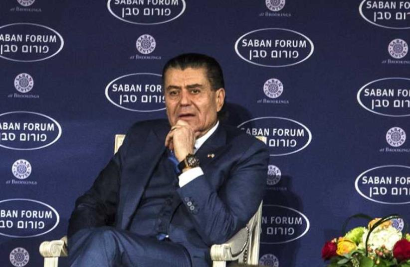 Haim Saban (photo credit: REUTERS)