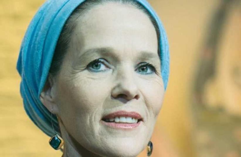 Rachelle Sprecher Fraenkel (photo credit: DAVID VINOKUR)