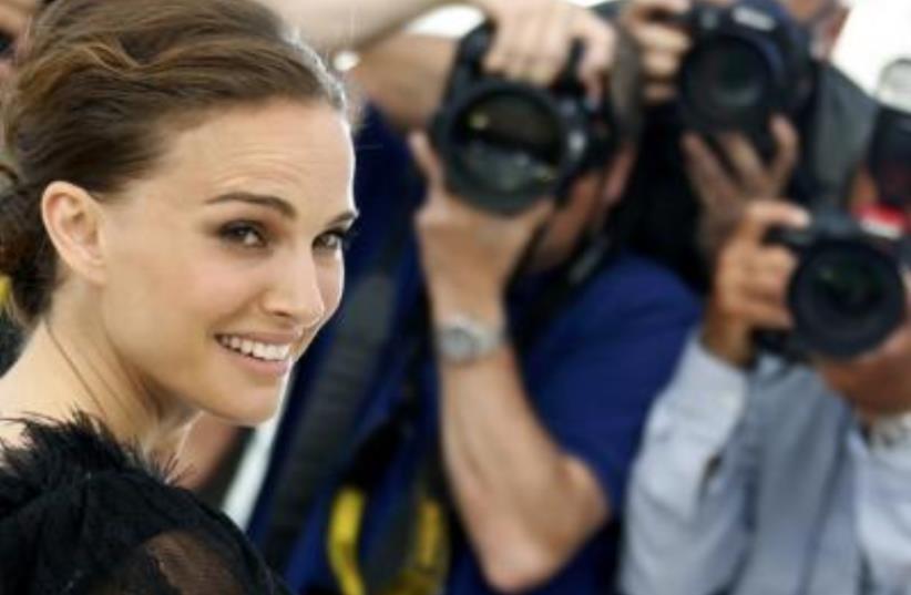 Natalie Portman Cannes Film Festival (photo credit: REUTERS)