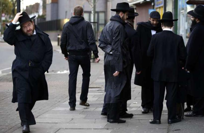 British Jewry (photo credit: REUTERS)