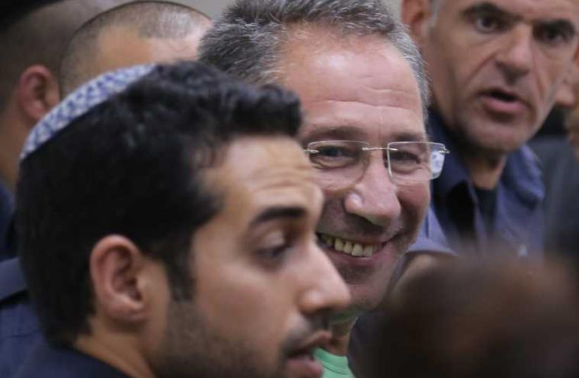 Meir Abergil (photo credit: REUTERS)