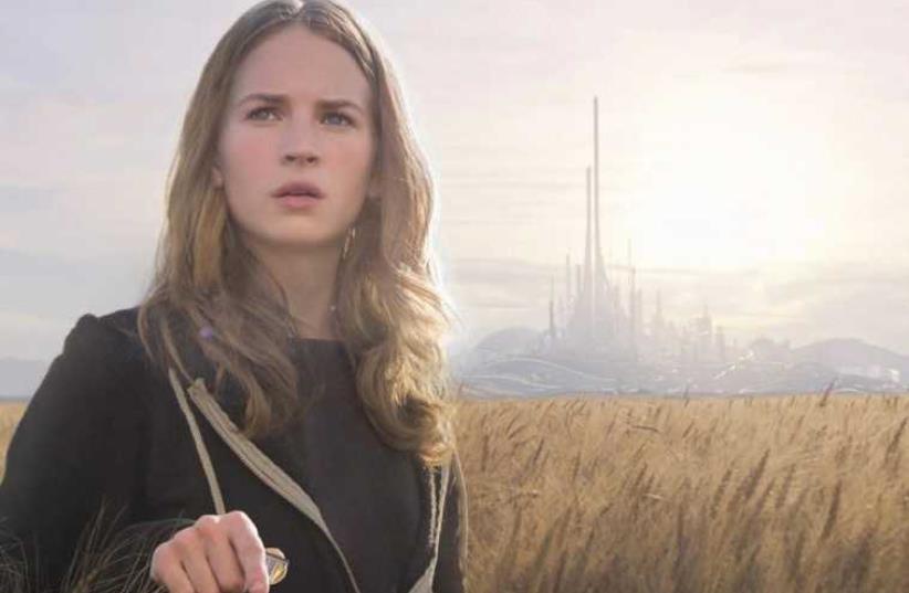 'Tomorrowland' movie (photo credit: PR)