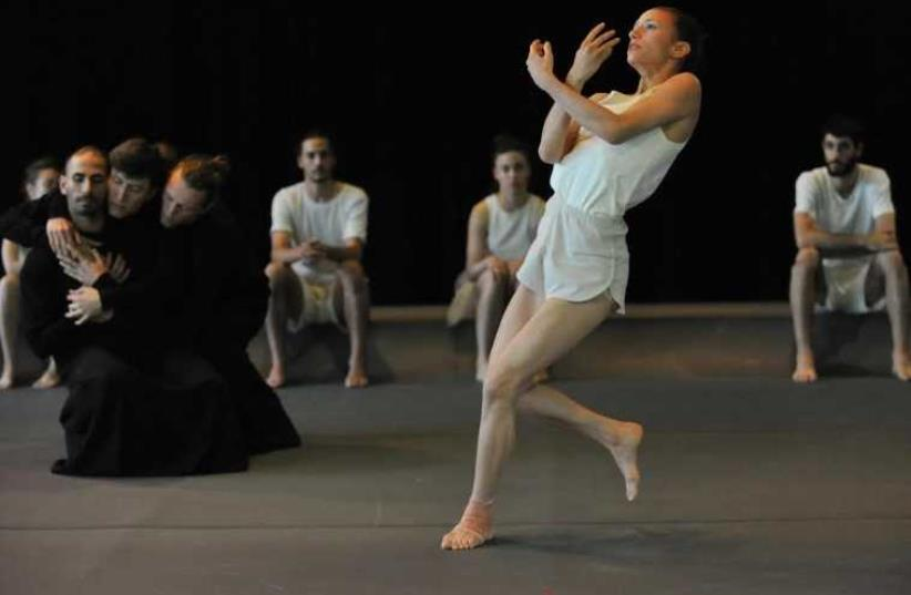 All About Dance, International Dance Day, at Mahsan 2 (photo credit: GADI DAGON)
