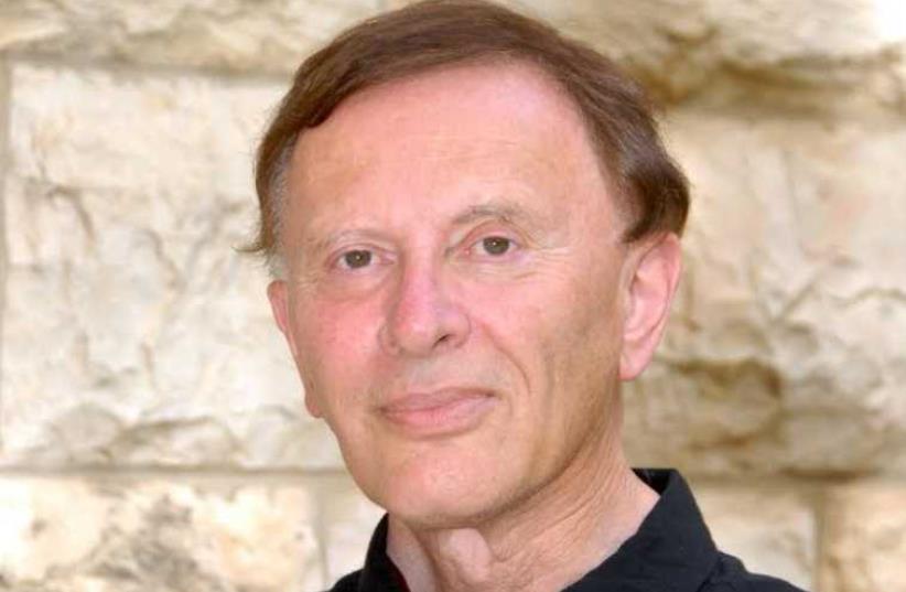 Robert Wistrich (photo credit: HEBREW UNIVERSITY)
