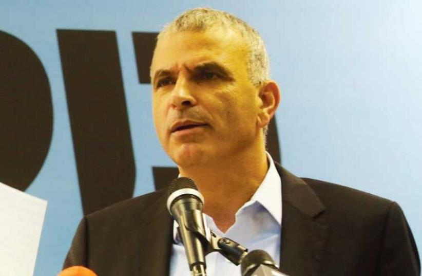 Moshe Kahlon (photo credit: MARC ISRAEL SELLEM/THE JERUSALEM POST)