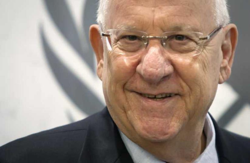 President Reuven Rivlin (photo credit: REUTERS)