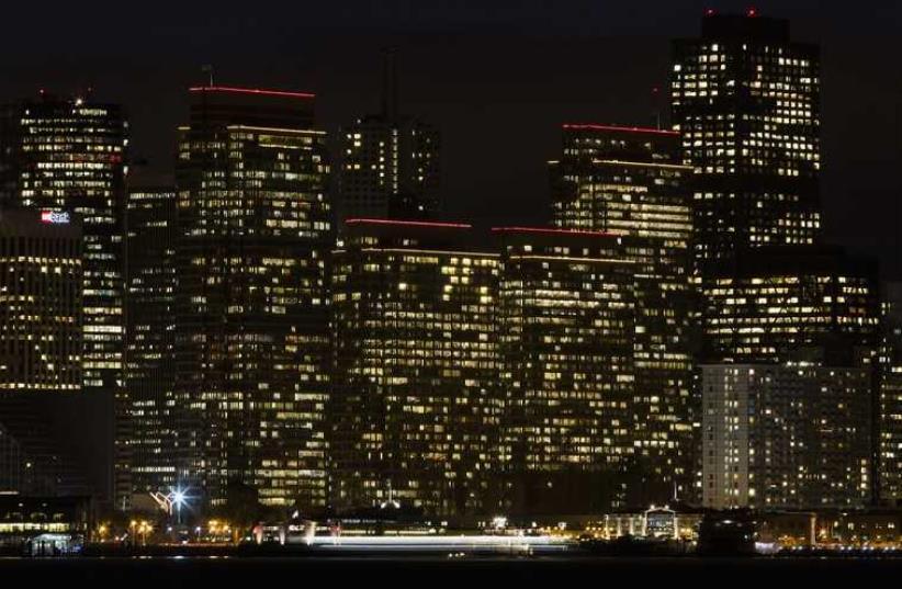 San Francisco, California (photo credit: REUTERS)