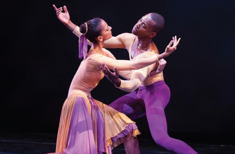 The Dance Theater of Harlem (photo credit: MATTHEW MURPHY)