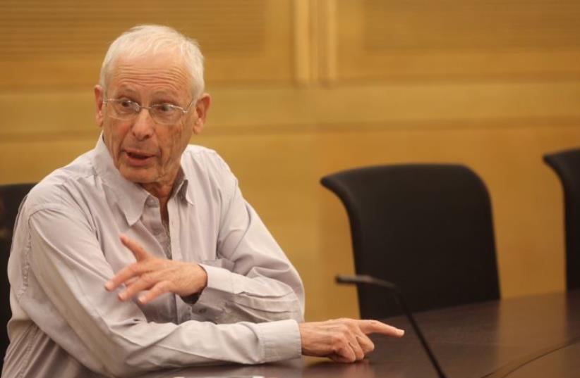 Likud MK Bennie Begin (photo credit: MARC ISRAEL SELLEM/THE JERUSALEM POST)