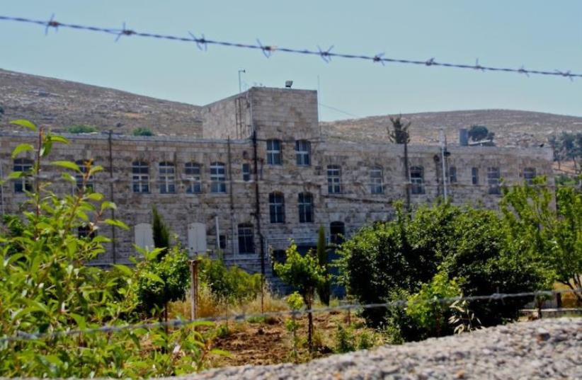 Plans are underway to transform this Gush Etzion property, which belonged to the Swedish Church, into a Jewish tourism site (photo credit: TOVAH LAZAROFF)