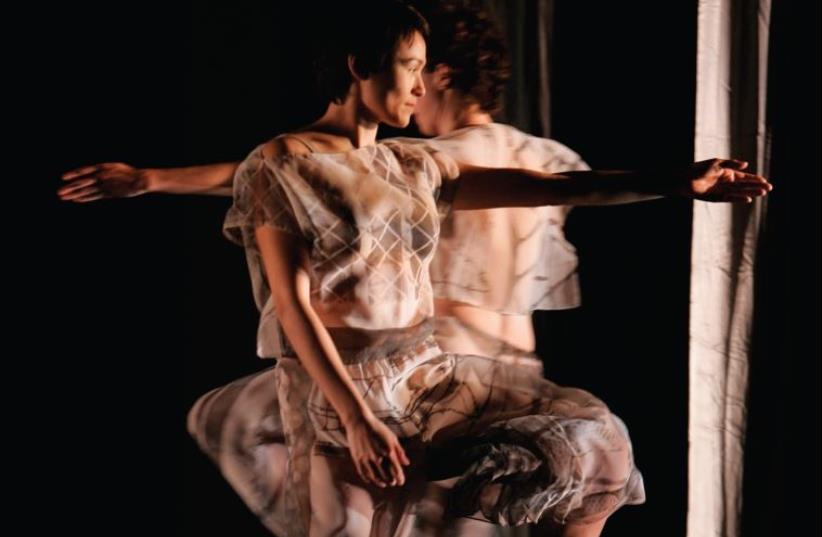 The Trisha Brown Dance Company (photo credit: IKEGANI NAOYA)