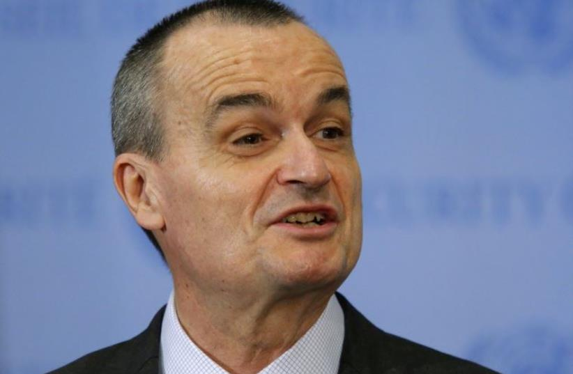France's ambassador to the United States, Gerard Araud (photo credit: REUTERS)