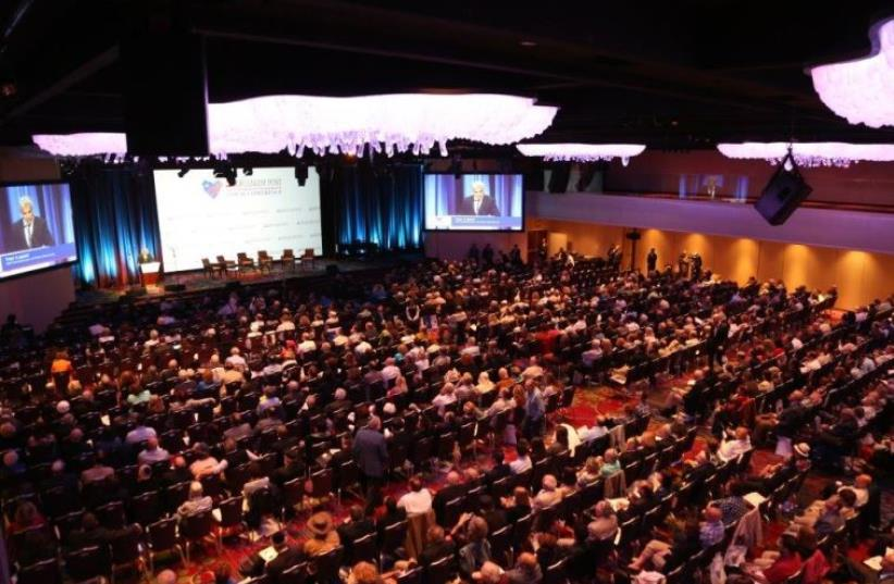 JPost Annual Conference (photo credit: SIVAN FARAG)