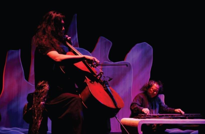 The Jun Tian Yun He Ensemble (photo credit: XUE GUANCHAO)