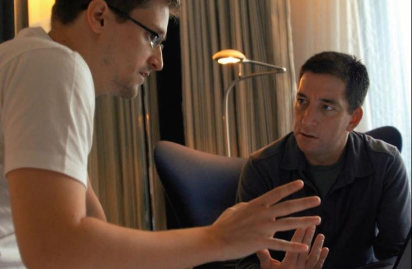 Citizenfour documentary  (photo credit: PR)