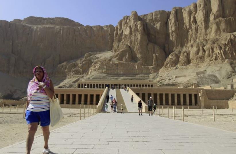 Luxor, Egypt (photo credit: REUTERS)