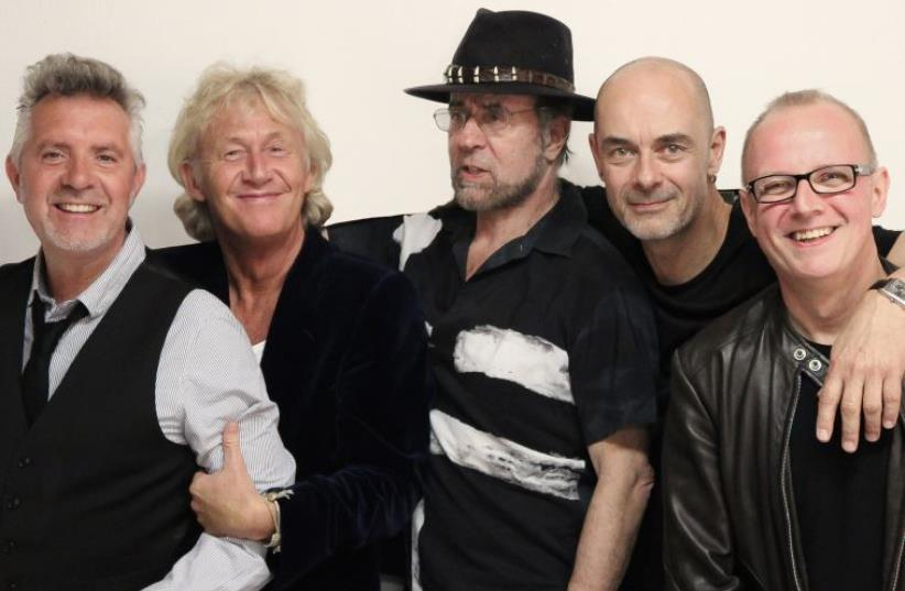 Manfred Mann's Earth Band visits Israel (photo credit: PR)