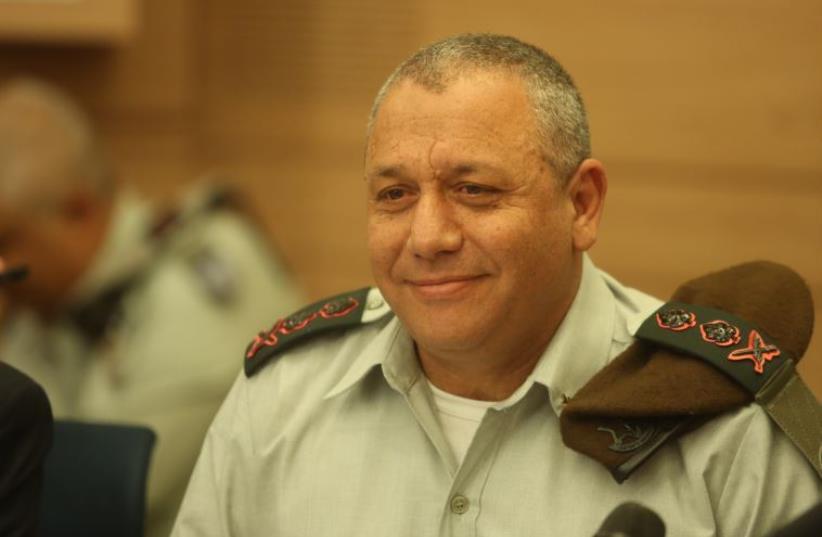 Gadi Eisenkot (photo credit: MARC ISRAEL SELLEM/THE JERUSALEM POST)