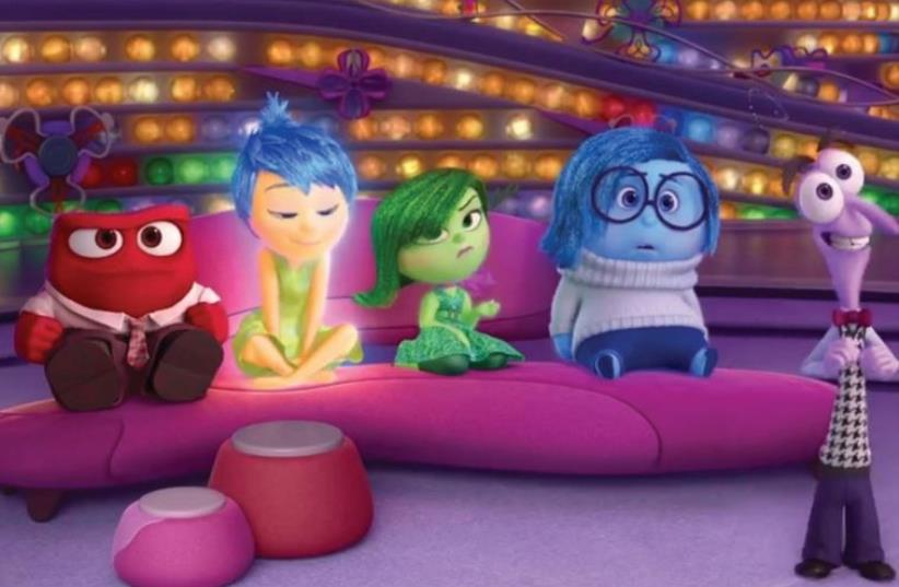 'Inside out' movie (photo credit: PR)
