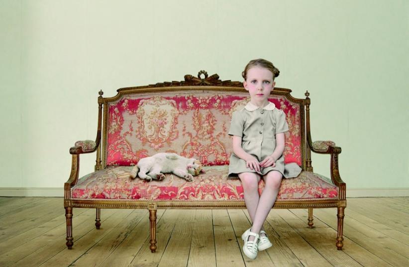 La fillette qui attend, 2006 (photo credit: DR)