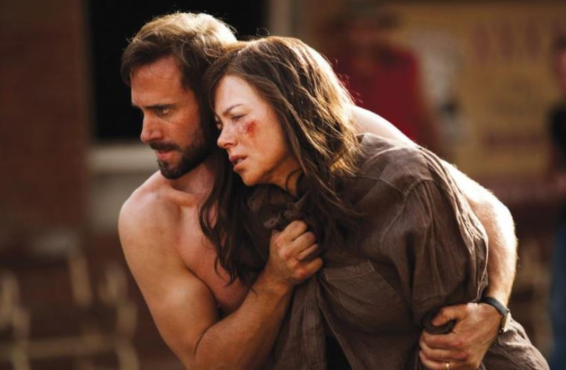 Nicole Kidman and Joseph Fiennes star in the movie 'Strangerland' (photo credit: ROSS MCDONNEL)