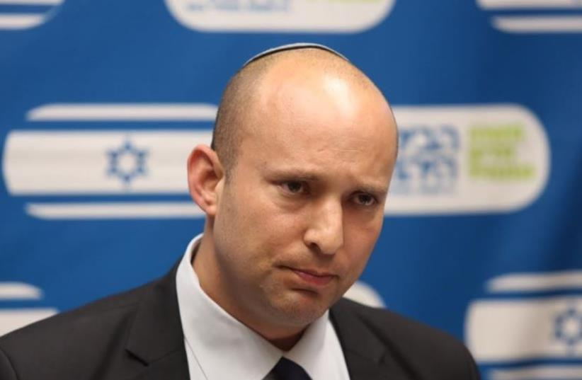 Naftali Bennett (photo credit: MARC ISRAEL SELLEM/THE JERUSALEM POST)