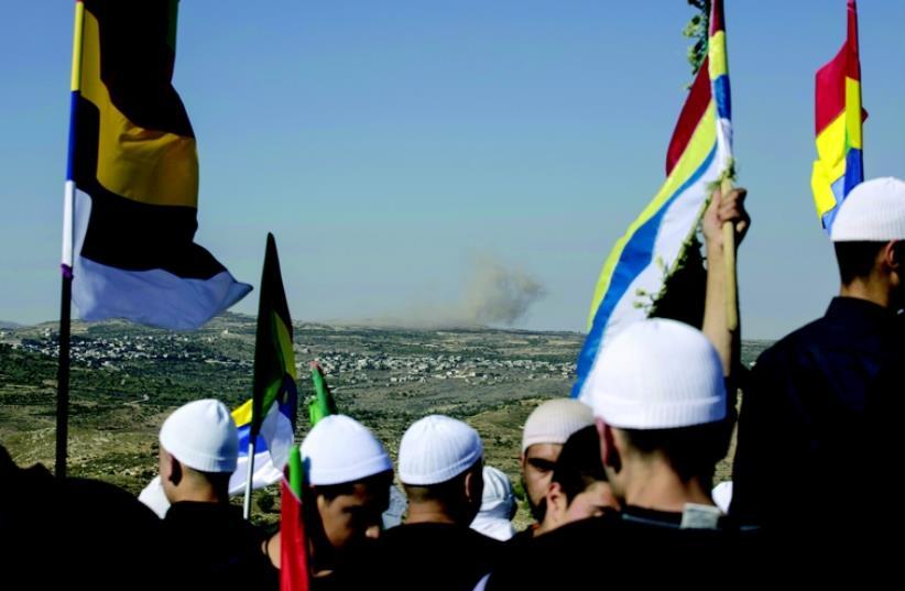 Druzes israéliens (photo credit: REUTERS)